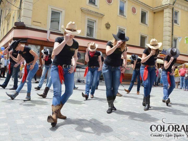Kavbojski plesi na Brezovici pri Ljubljani