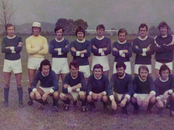 Zgodovina nogometa Brezovica pri Ljubljani