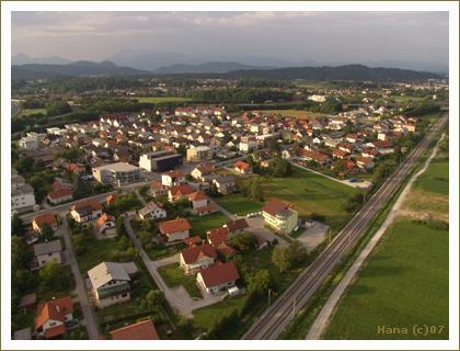 Statistika občine Brezovica pri Ljubljani